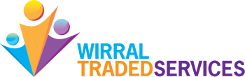 Wirral Traded Services Logo